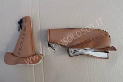 cuffie-cambio-freno-fiat-500-epoca-marrone