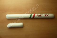 battiginocchia-fiat-500-epoca-ricamato-cucito